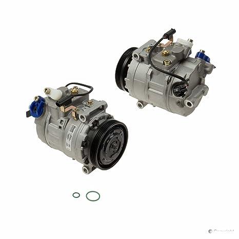Nissens 89417 Compresor, aire acondicionado