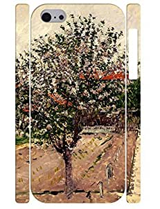 Custom Treasure Painting Tree Tough Phone Back Cover Case for Iphone 5C