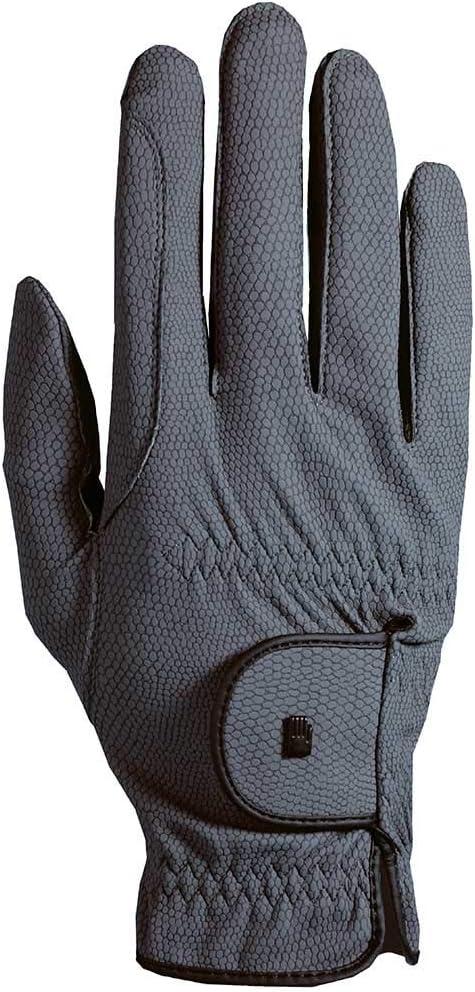 anthrazit 8.5 ROECKL Handschuhe Roeck grip