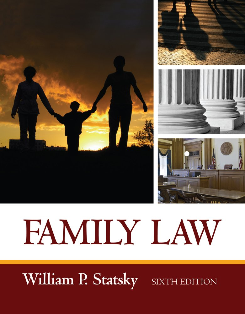 Family Law by Cengage Learning
