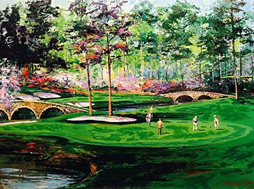 SOLD OUT EDITION - AMEN CORNER - AUGUSTA NATIONAL GOLF, used for sale  Delivered anywhere in USA