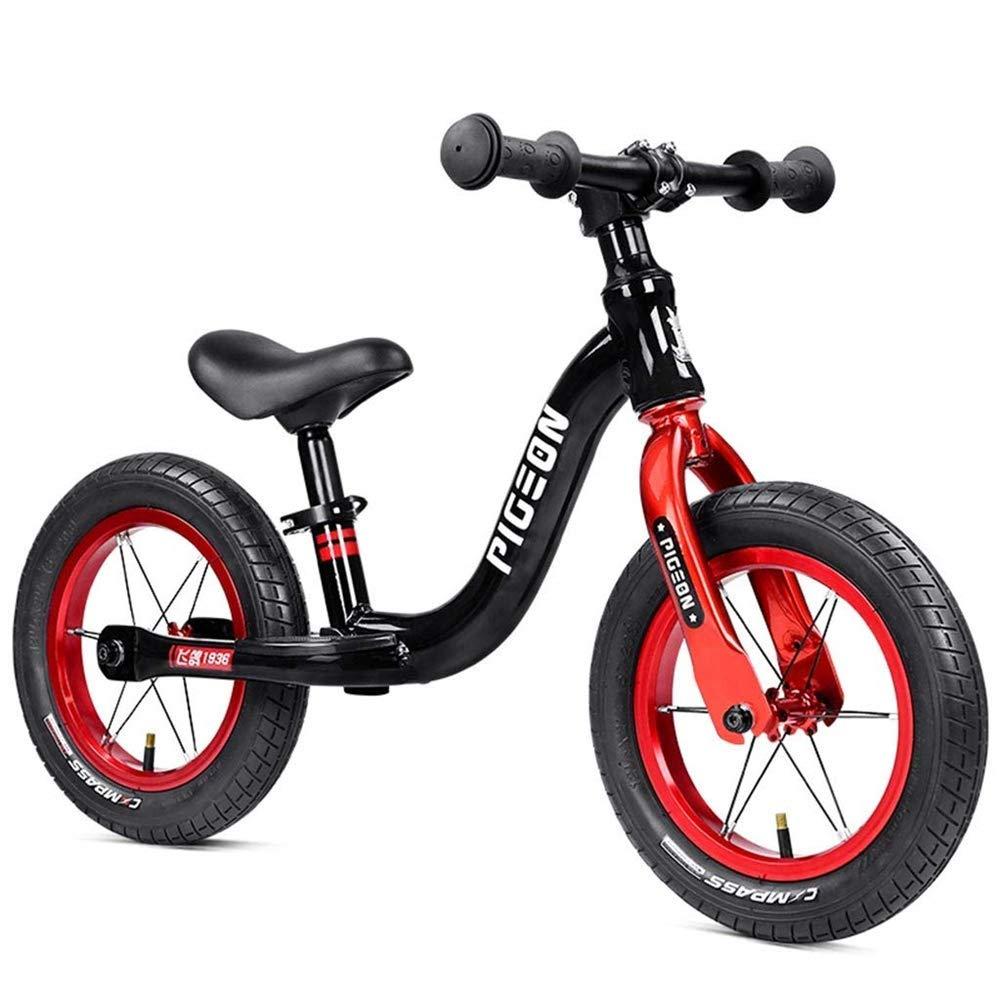 la mejor oferta de tienda online Hejok Hejok Hejok Bicicleta De Equilibrio Deportiva, Bicicleta De Equilibrio Bicicletas Primer Entrenamiento Sin Pedales 12 '' AleacióN Aluminio Liviana para Caminar para NiñOs 2 A 5 AñOs  tiendas minoristas