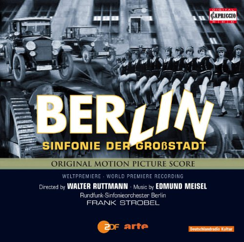 Berlin: Symphony of a Great City (1927) Movie Soundtrack