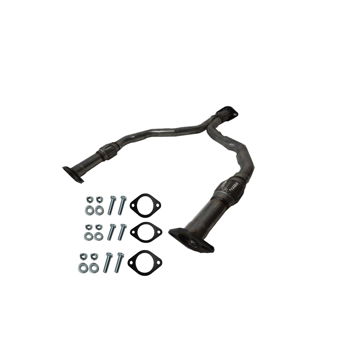 Replacement Exhaust Flex Y-Pipe 2003-2006 Infinity FX35 3.5L 2003-2006 Infinity FX45 4.5L AWD 2004-2006 Infinity G35 3.5L AWD