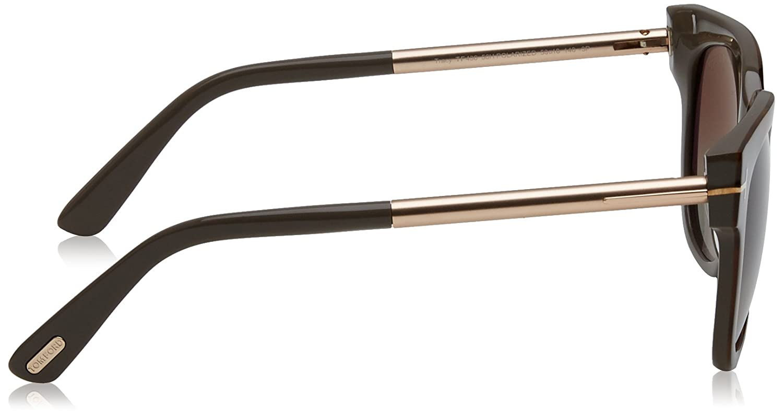 f5e7916c18 Tom Ford Sunglasses TF 436 Tracy Sunglasses 56H Havana 53mm  Amazon.ca   Luggage   Bags