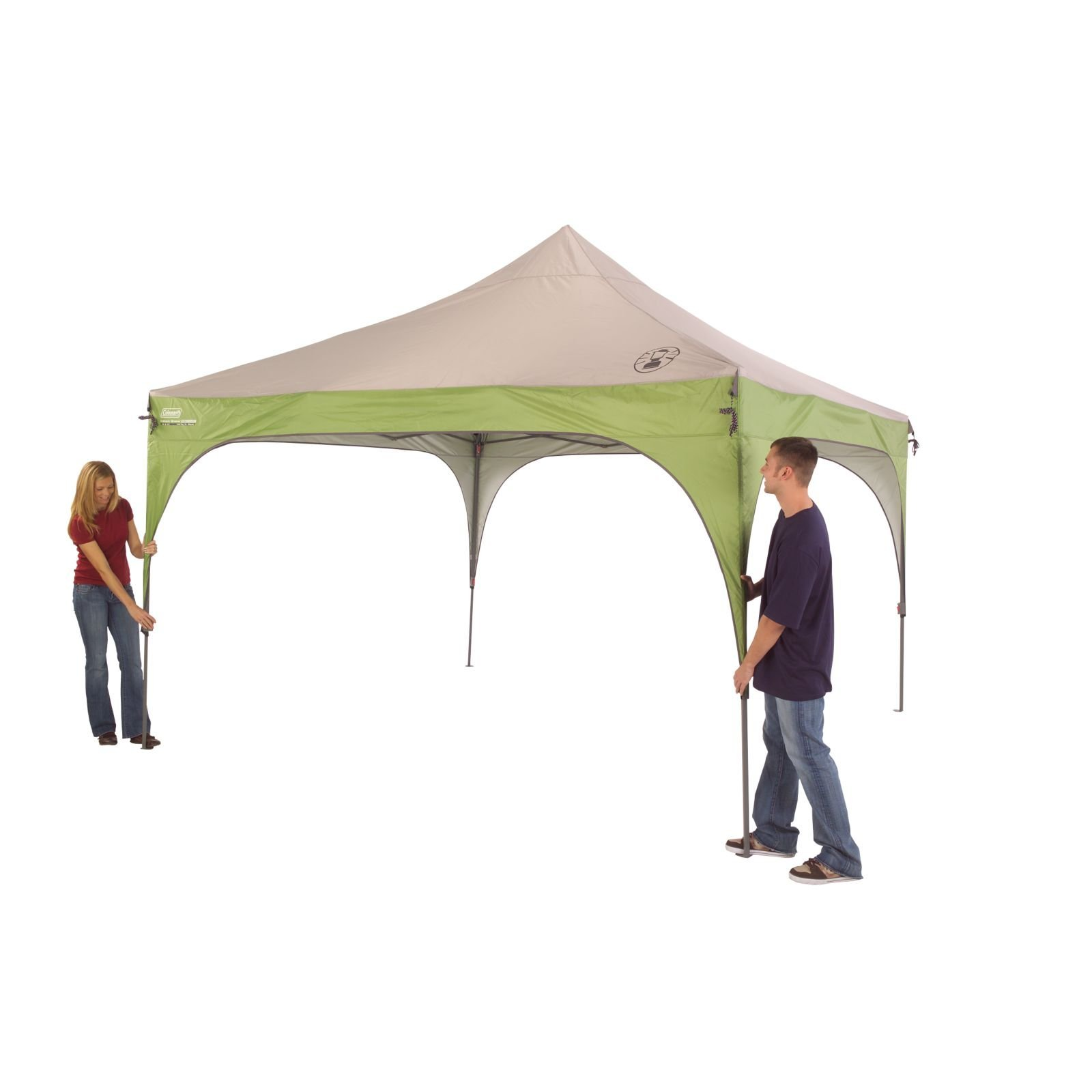 Coleman Instant Beach Canopy, 12 x 12 Feet by Coleman (Image #6)