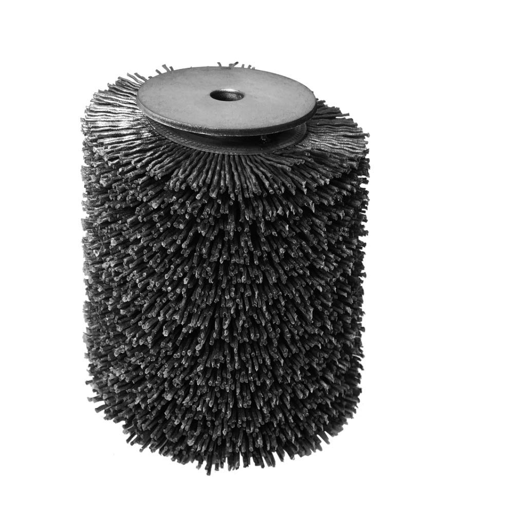 180 Grit Nylon Abrasive Bristle Wheel