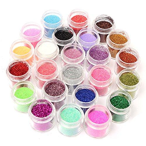 Colors Shiny Glitter Powder Acrylic product image