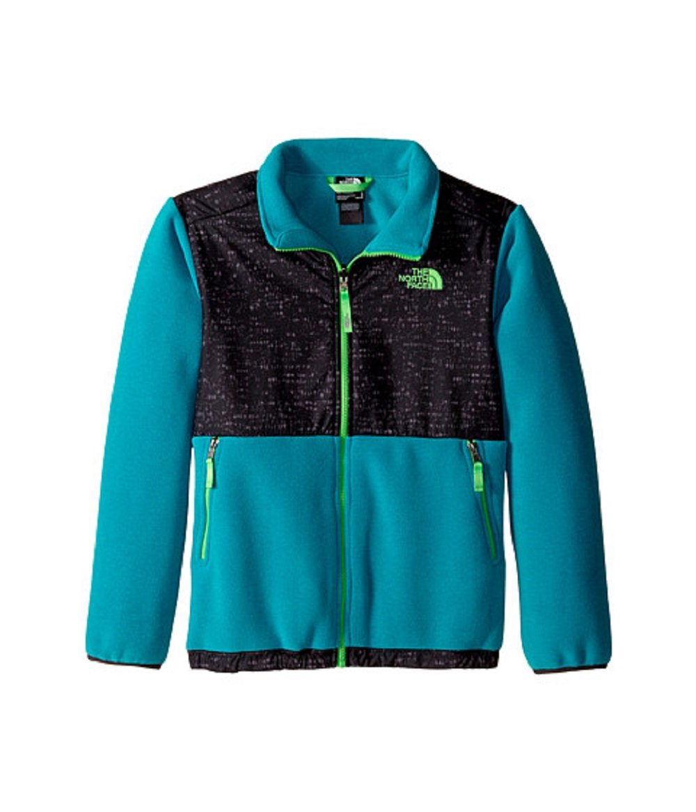 The North Face Denali Jacket Boy's- Recycled Enamel Blue Large (Small) by The North Face