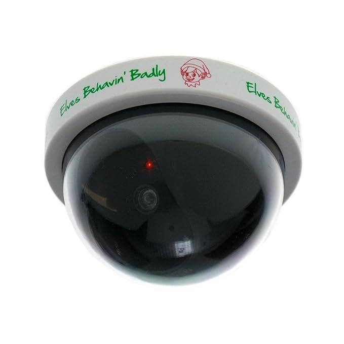 Elves Behavin Badly Elf Dummy - Cámara de vigilancia con ...