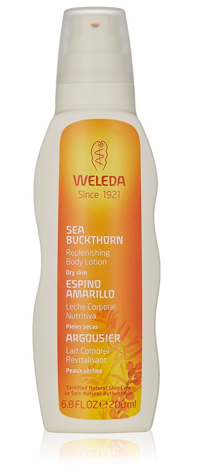 Amazon.com : (6 PACK) - Weleda New Sea Buckthorn Body Lotion | 200ml | 6 PACK - SUPER SAVER - SAVE MONEY : Beauty