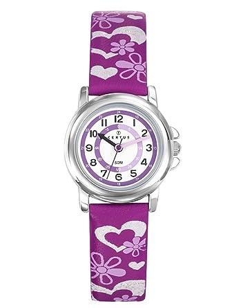 Armbanduhr kinder blau  Certus Junior Uhr Kinder Armbanduhr Modell 647458: Amazon.de: Uhren