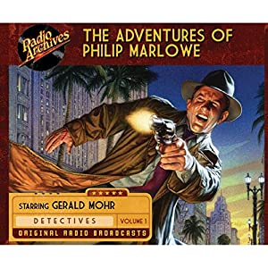 The Adventures of Philip Marlowe, Volume 1 Radio/TV Program