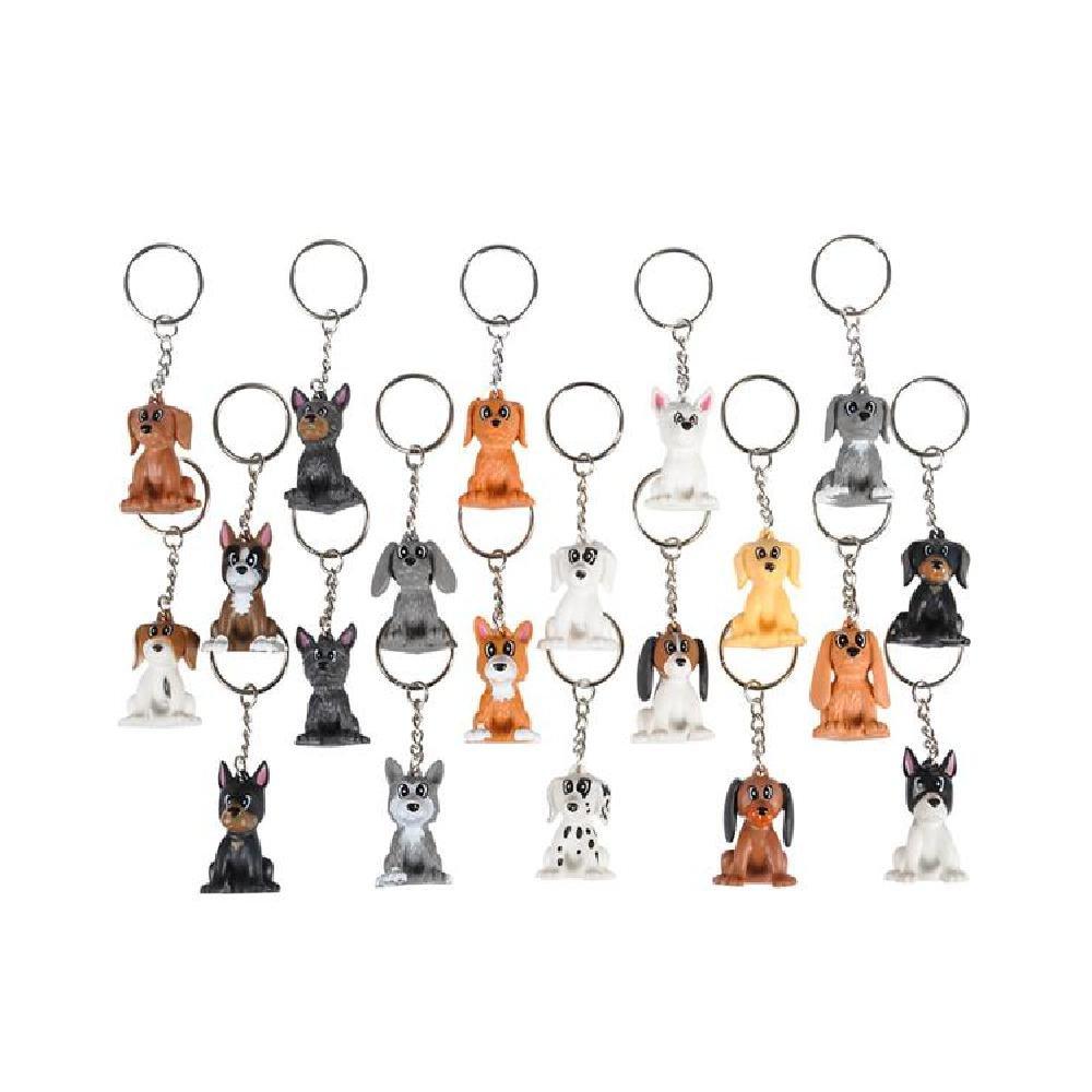 1.5'' Puppy Keychain (20Pc/Un)