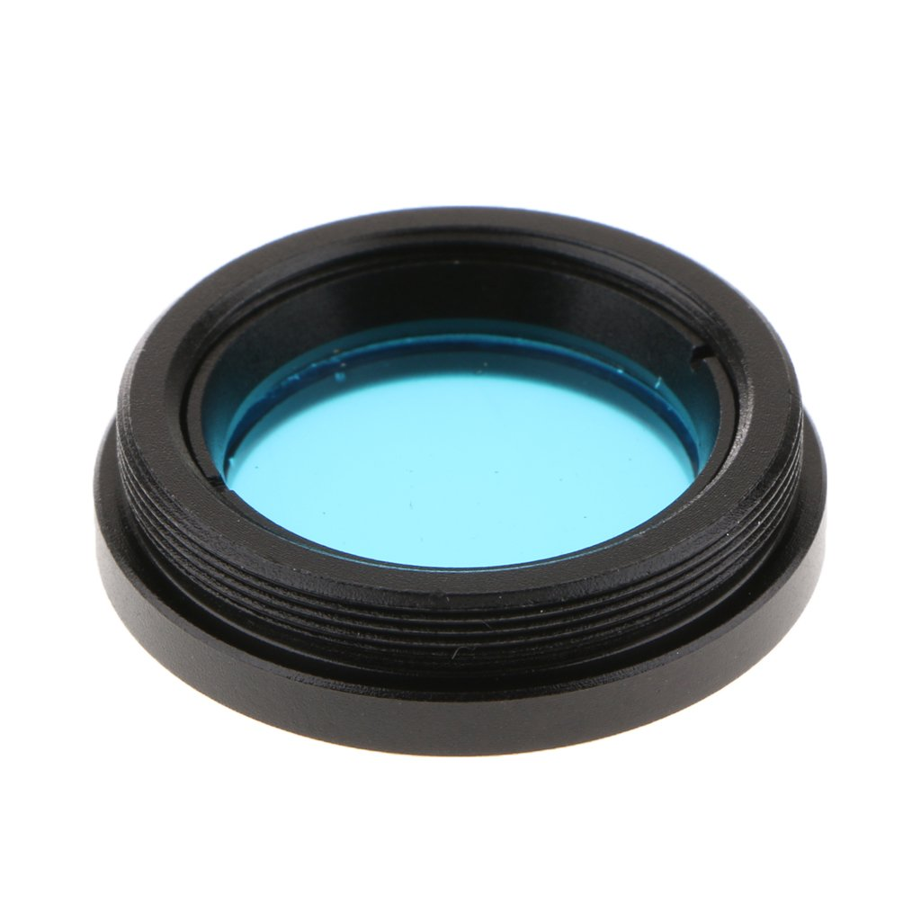 Blue Green High-Definition Film for Celestron Telescope Eyepiece Color Filter Set 1.25inch//31.7mm Clear Sharp View
