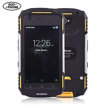 GUOPHONE Smartphone V88 Waterproof Smart Phone MT6580: Amazon co uk