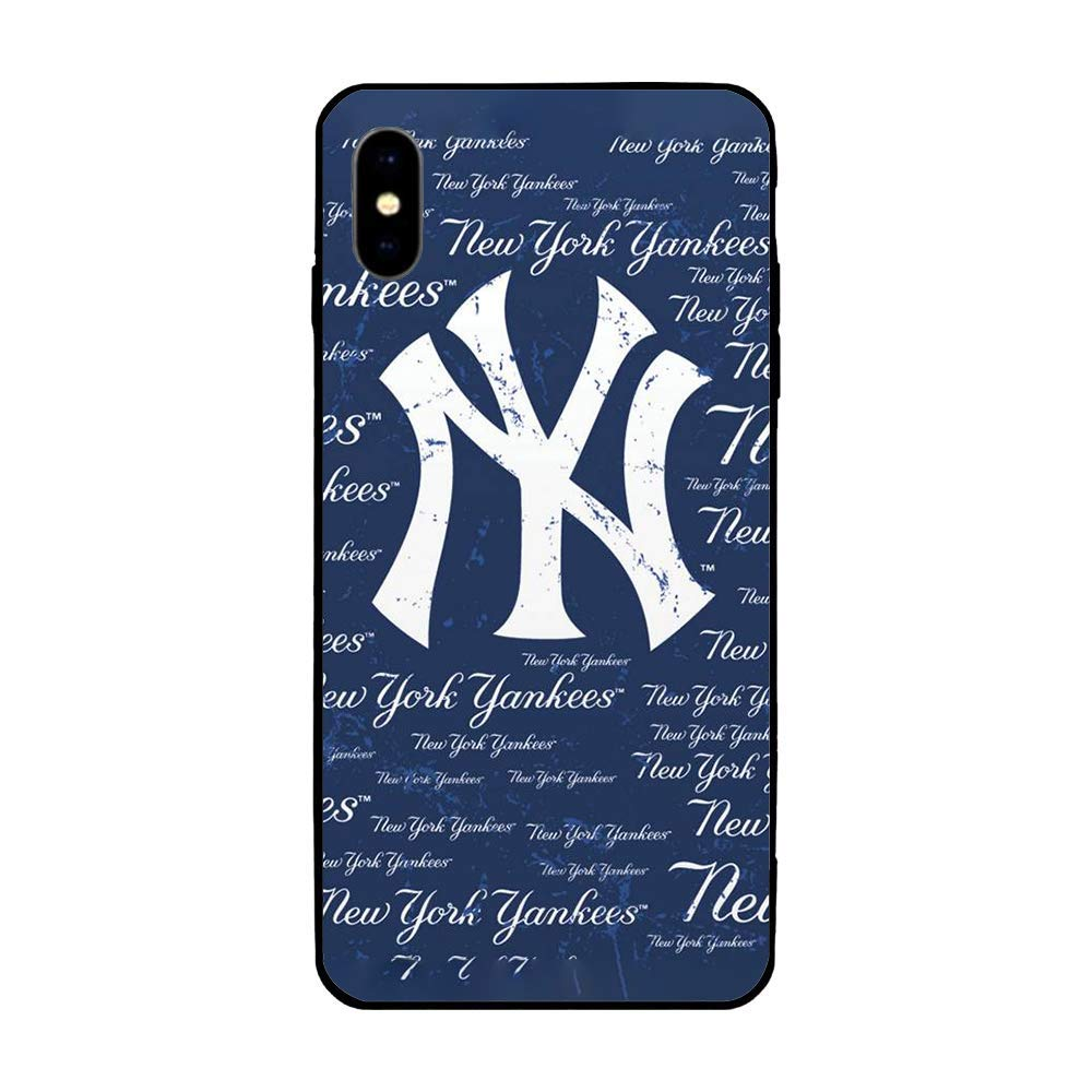 ELMY iPhone XR Case 6.1,Baseball Team Case Cover for iPhone XR
