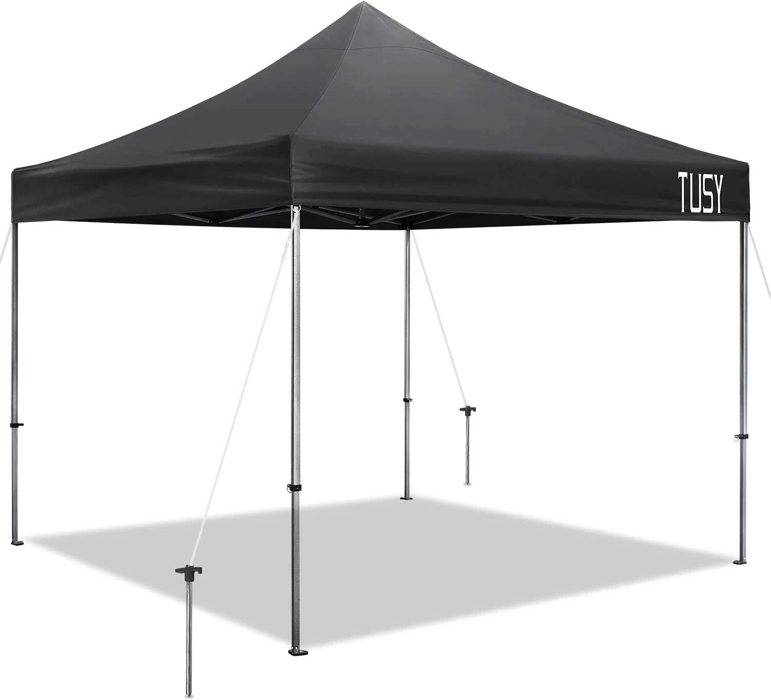 Details about Instant Pop Up 4 X 6 Canopy Sturdy Frame Outdoor Picnic Portable Shade Tent