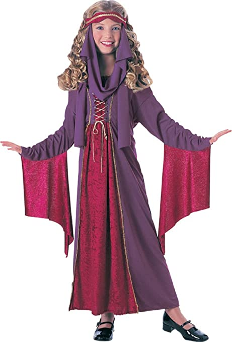 Rubies Child's Gothic Princess Costume, Medium