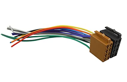 amazon com dkmus universal iso car radio wire cable wiring harness Universal Car Water Pump image unavailable image not available for color dkmus universal iso car radio wire cable wiring harness