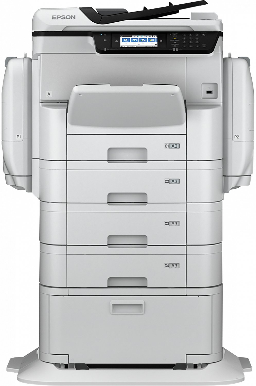 Epson Workforce Pro WF-C869RD3TWFC EPP Laser 35 ppm 4800 x 1200 ...