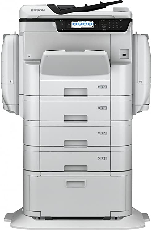 Epson Workforce Pro WF-C869RD3TWFC EPP Laser 35 ppm 4800 x 1200 ...