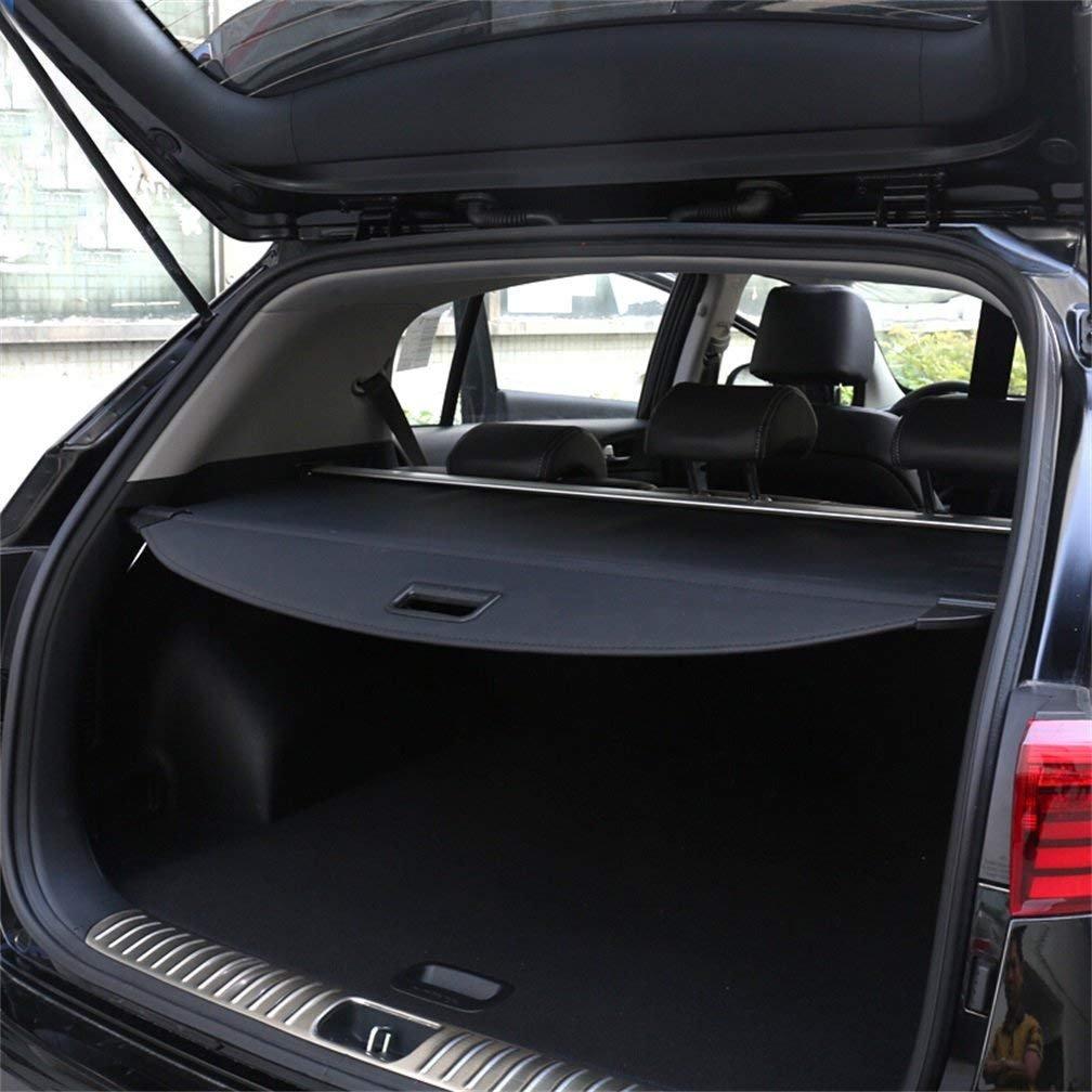 Vesul Black Retractable Rear Trunk Cargo Luggage Security Shade Cover Shield For Kia Sportage 2017