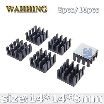 Amazon.com: Rarido 5 – 10 unidades de radiador de ordenador ...