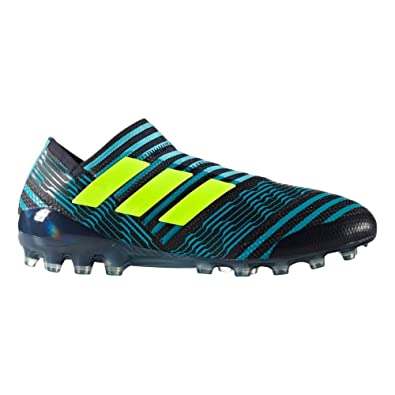 89a3048b4 Image Unavailable. Image not available for. Color: adidas Nemeziz 17+ Kid's  Firm Ground Soccer Cleats ...