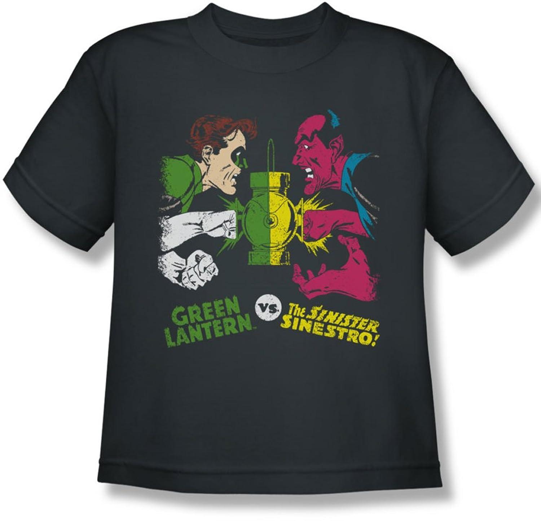 Dc - Youth Gl Vs Sinestro T-Shirt