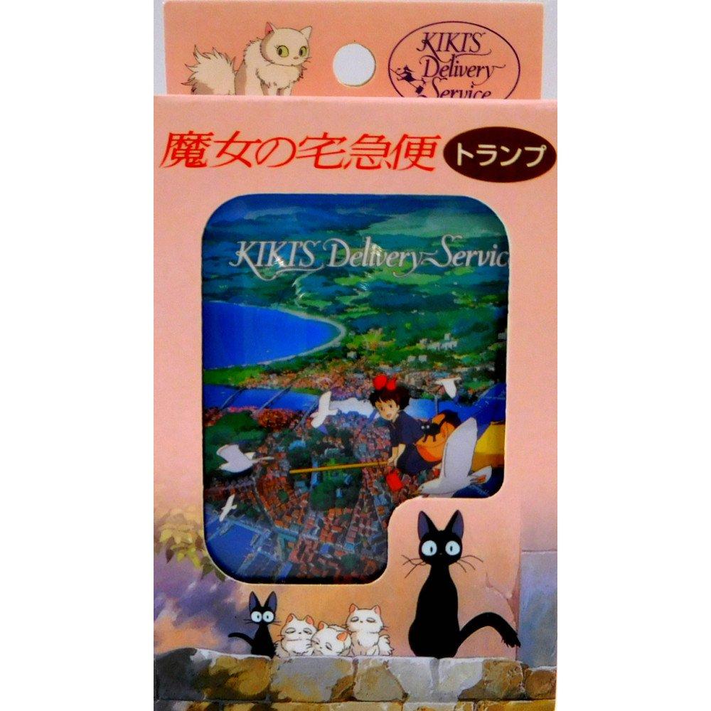 Majo Kiki's delivery service cards