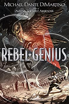 Rebel Genius by Michael DiMartino science fiction and fantasy book and audiobook reviews