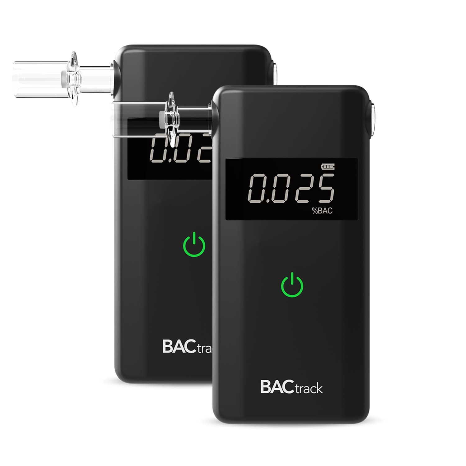 BACtrack Scout Breathalyzer (2 Pack) | Professional-Grade Accuracy | DOT & NHTSA Compliant | Portable Breath Alcohol Tester for Personal & Professional Use by BACtrack