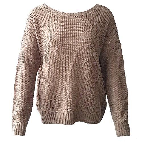 Moda Autunno Abbigliamento Fulision Maglioni Femminile Vestibilit qnFIxHw