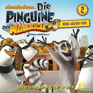 King-Julien-Tag (Die Pinguine aus Madagascar 2) Hörspiel