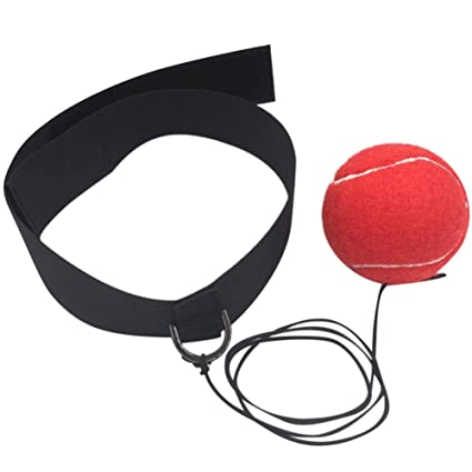Boxing Punching Exercise Fight Ball with Head Band for Reflex Speed Training