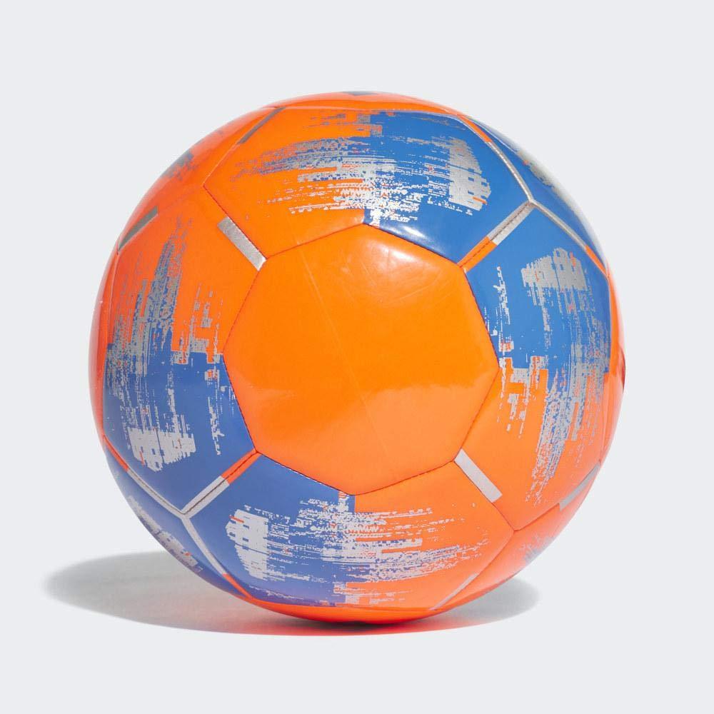 adidas Team Js290 Balón de Fútbol, Unisex Adulto, Azul, Talla ...