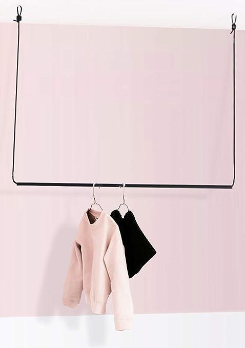 Hosenschnecke Hangegarderobe Textilkabel Und Metallrohr Designer