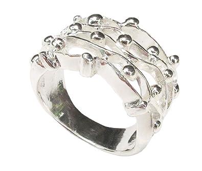 2dd3e1da8c82b Amazon.com: Hit Hot Top Sellers Thai Sterling Silver Ring 925: Jewelry