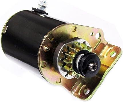 Amazon.com: Lumix GC Motor de arranque eléctrico para Poulan ...