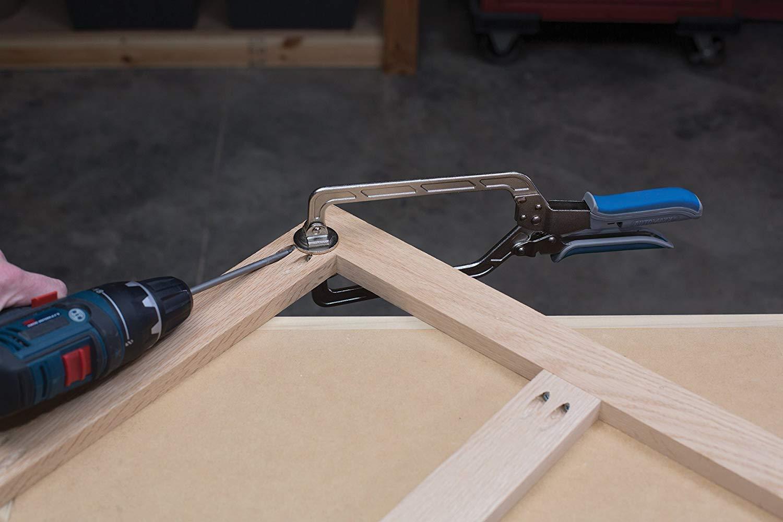 KREG TOOL KHC6 Kreg Wood Project Clamp With Automaxx, 6'', 2 Pack by KREG (Image #4)