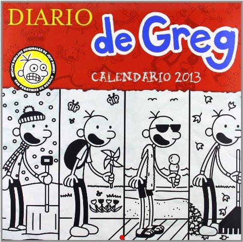 Diario De Greg. Calendario 2013