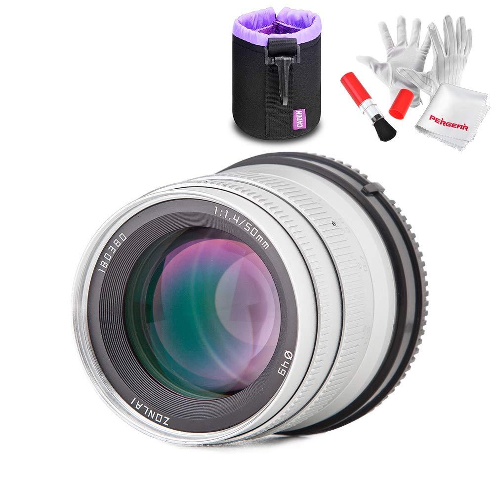 Zonlai 6000 50mm f1.4 大口径ズームレンズ B07GXBNSJD APS-C Sony Eマウント 6 ミラーレスカメラ Sony a3000 5000 5100 6000 6300 6500 Sony NEX-3 3N F3 5 5N 5A 5T 5L 5R 6 6L 6R 7 ホワイト B07GXBNSJD, HAYARU:3f1cb865 --- ijpba.info