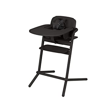 Outstanding Cybex Lemo 4 In 1 High Chair Standard Infinity Black Lamtechconsult Wood Chair Design Ideas Lamtechconsultcom