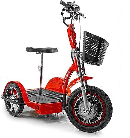 Amazon.com: challenger Movilidad X Eléctrico Scooter para ...