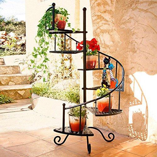 Blumenständer Blumentreppe Toskana