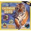 Kids Almanac National Geographic 2015 Wall Calendar