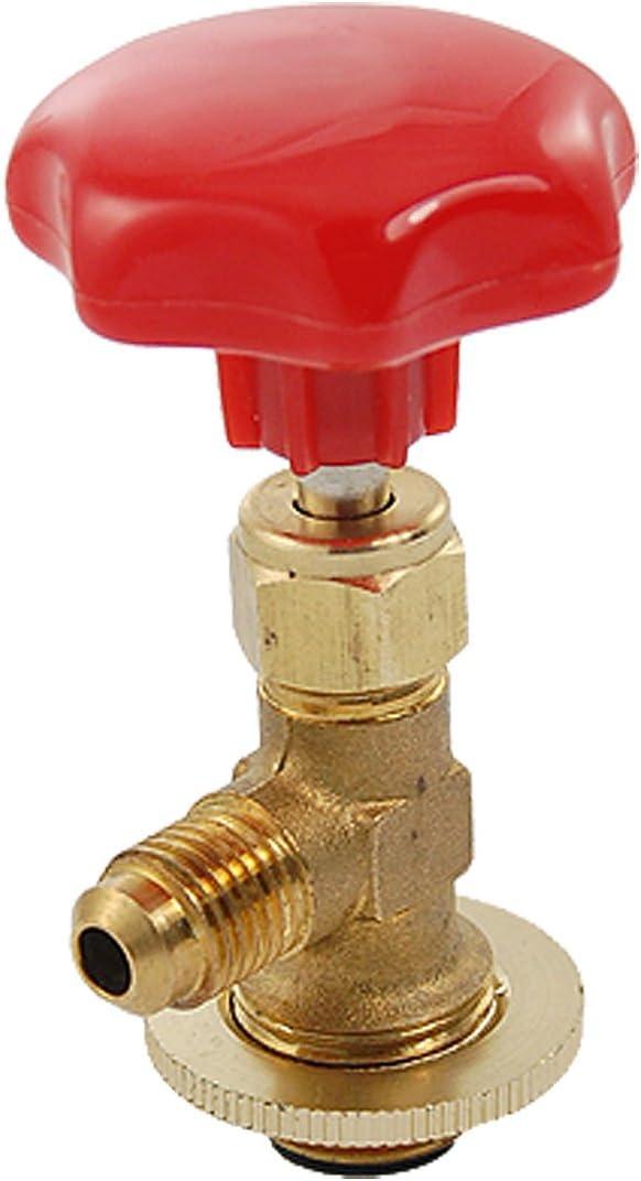 Capuchon en plastique pour robinet fileté Décapsuleur R134a fluide frigorigène