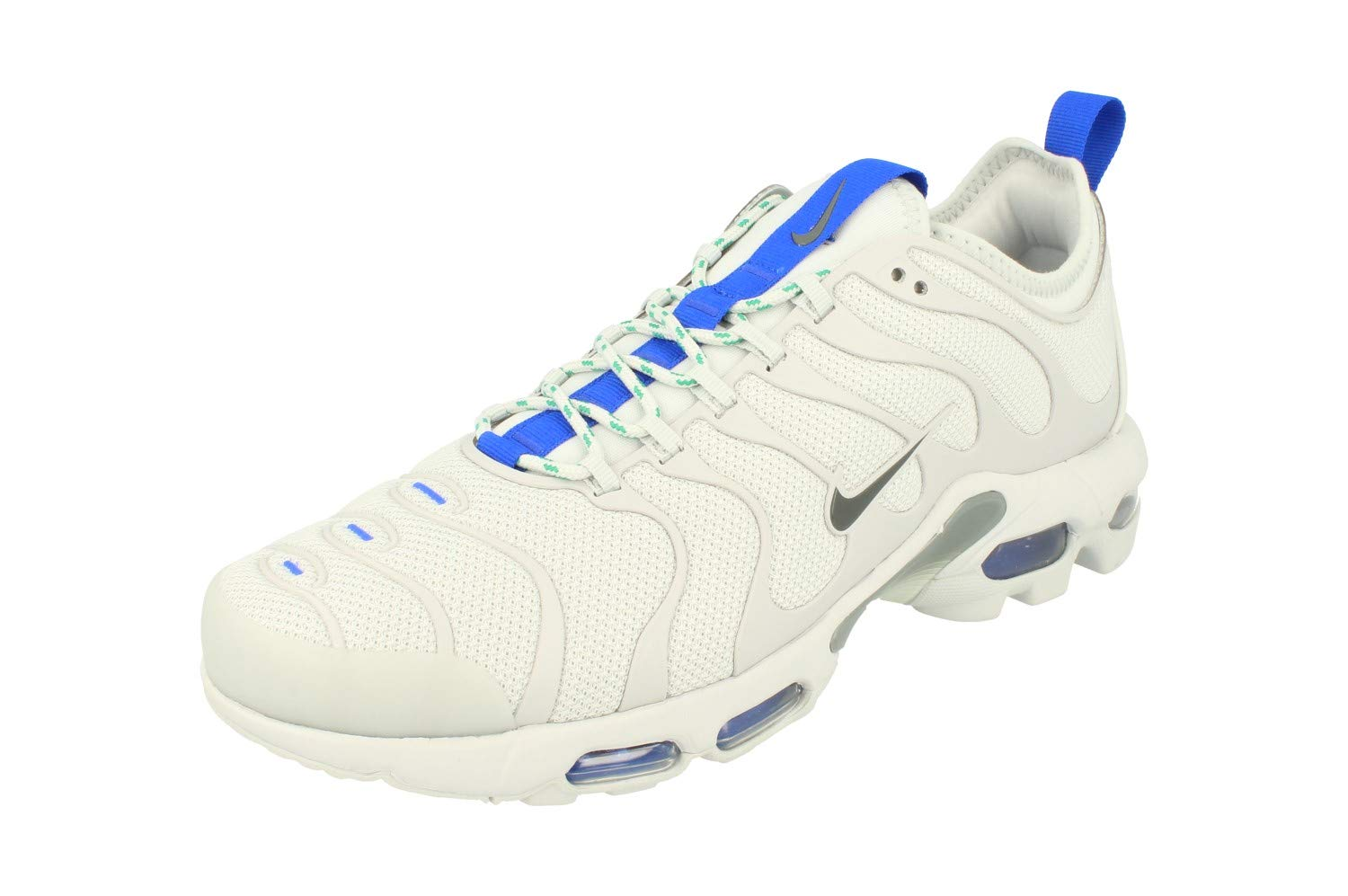 d8248c5976 Nike Air Max Plus TN Ultra Mens Running Trainers AR4234 Sneakers Shoes (UK  7 US 8 EU 41, Pure Platinum Cool Grey 001)