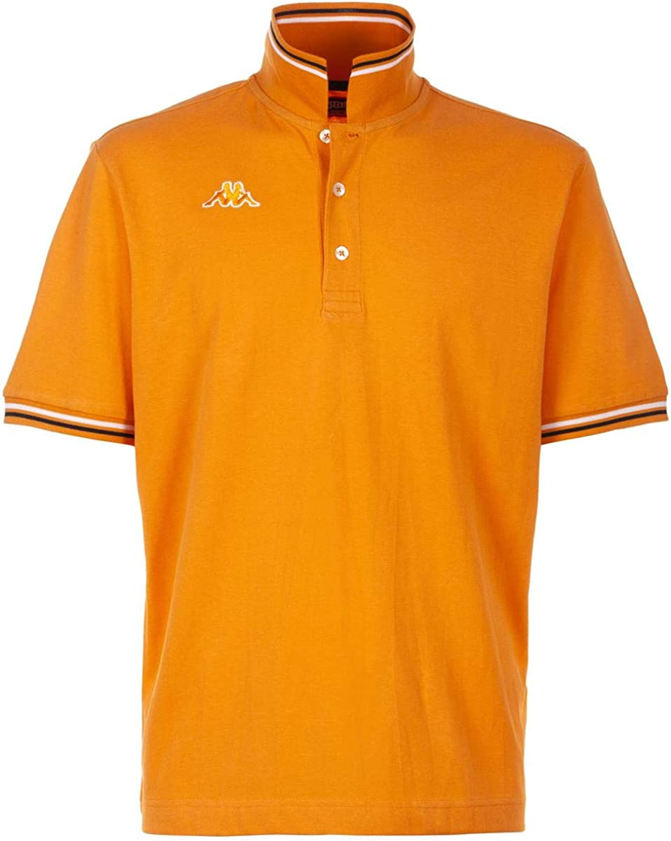 Kappa - Polo de hombre camiseta piqué playa deporte tenis ...